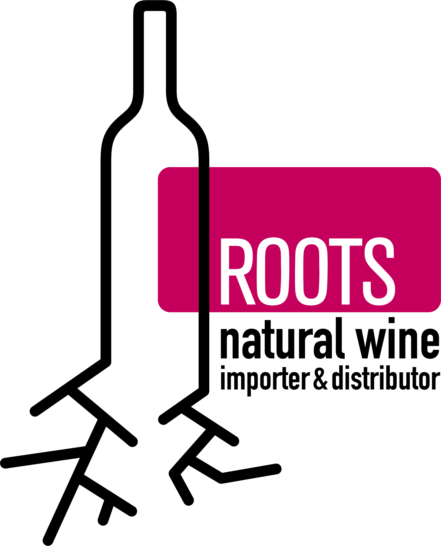 Roots Natural Wine Logo