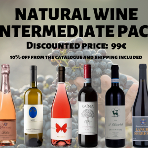 Intermediate Pack Natural Wine
