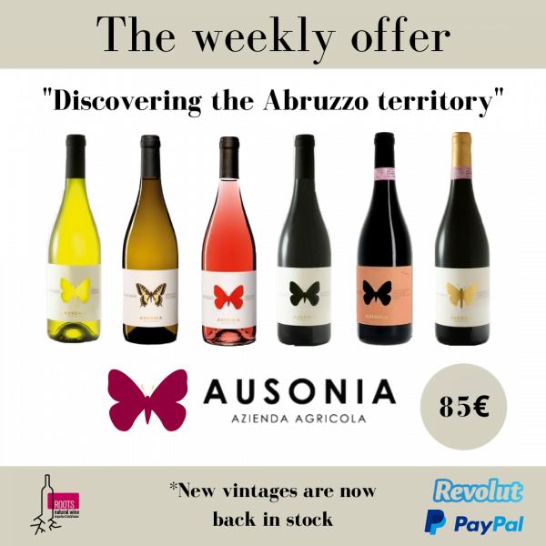 Ausonia winery full range