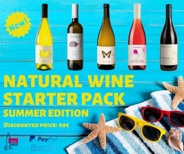 Natural Wine Summer Starter Pack