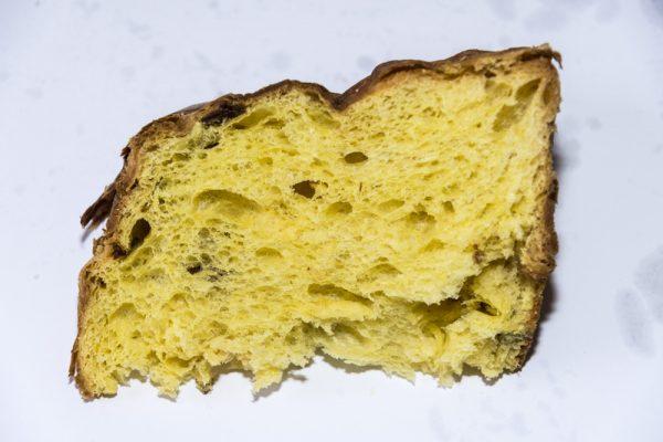 Slice of Panettone