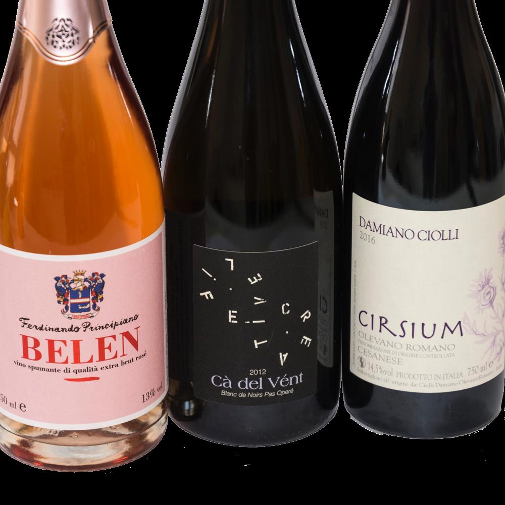Vegan Premium Wines Selection
