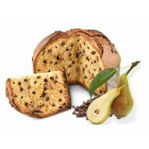Artisanal Panettone Pear & Chocolate
