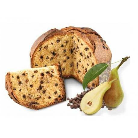 Artisanal Panettone Pear & Chocolate