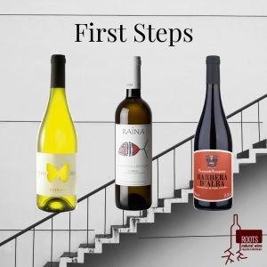 First Steps Wine Box