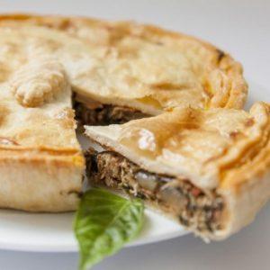 Maltese Lampuki Pie