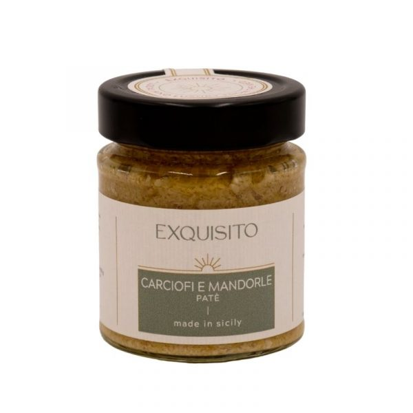 Pesto Mandorle e Carciofi