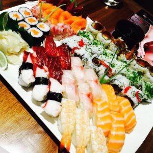 Sushi Night wine pairing