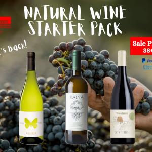 Natural Wine Starter Pack 2021